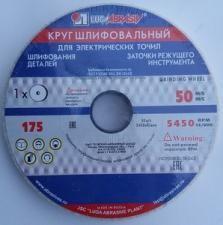 Купить Круг шлифовальный 175x20x32 25A 40-60 K-P