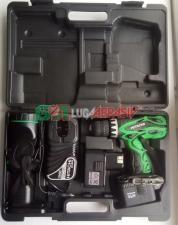 Купить набор Шуруповерт+фонарь+ набор бит DS14DVF3